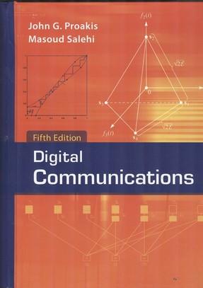 Digital communication (proakis)i نص