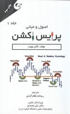 اصول و مبانی پرایس اکشن جلد 1 وودز (نظام آبادی) مهربان نشر