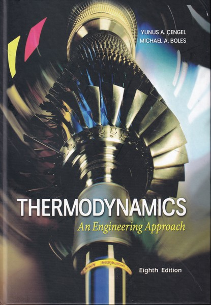 Thermodynamics An Engineering Approach (Cengel) edition 8صفار افست