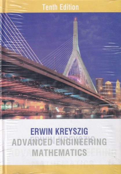 Advanced Engineering Mathematics (Kreyszing)edition10صفار افست