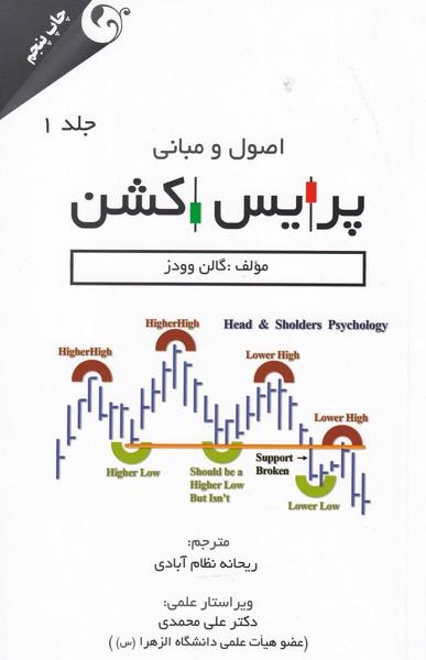 اصول و مباني پرايس اكشن جلد 1 وودز (نظام آبادي) مهربان نشر