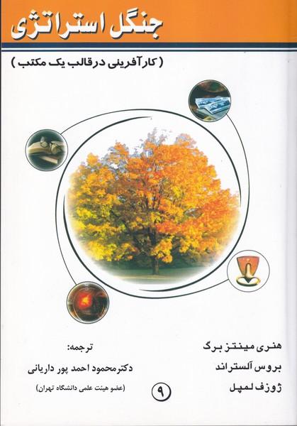 جنگل استراتژی مینتزبرگ (احمدپور داریانی) جاجرمی