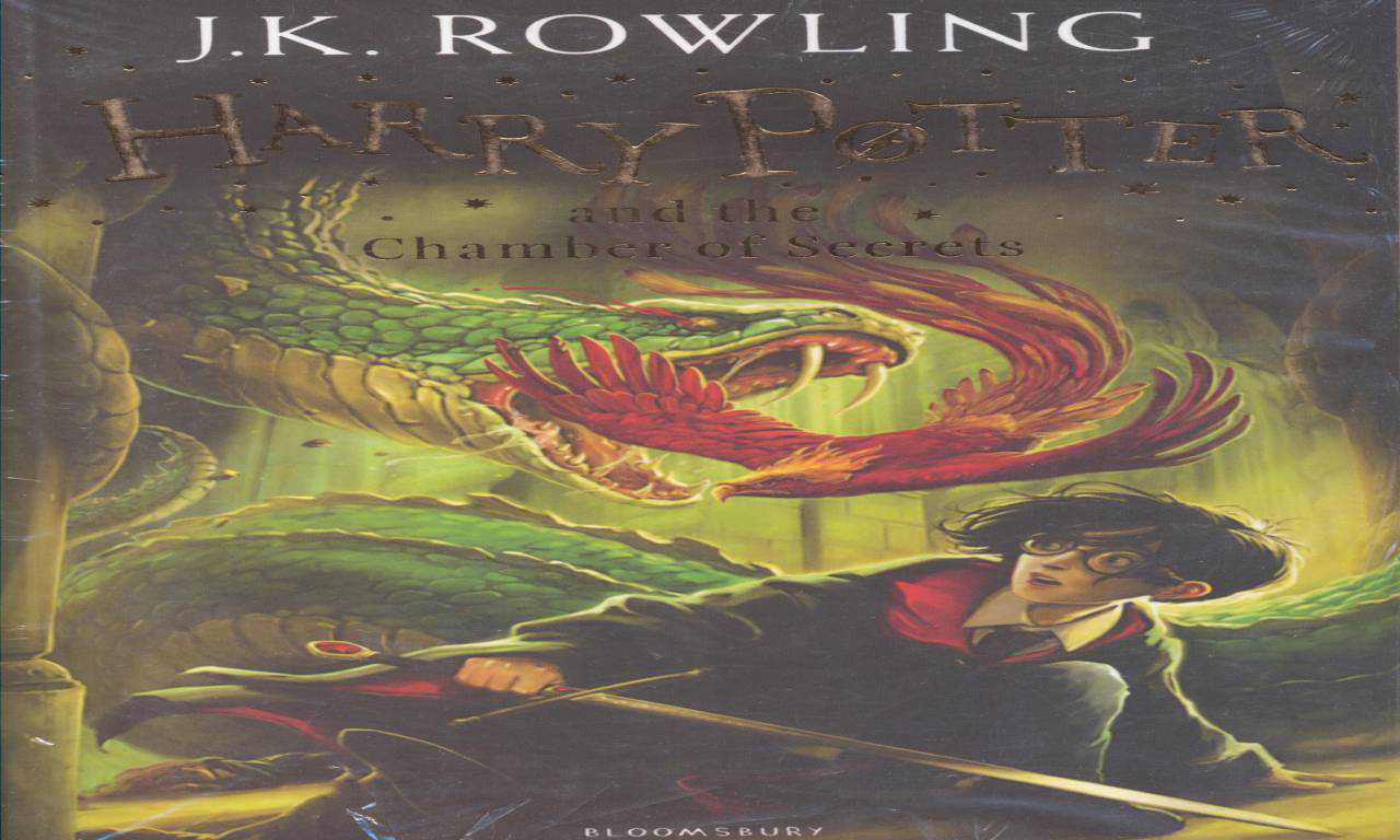 HARRY POTTER And the Chamber Of Secrets 2 FULL TEXT