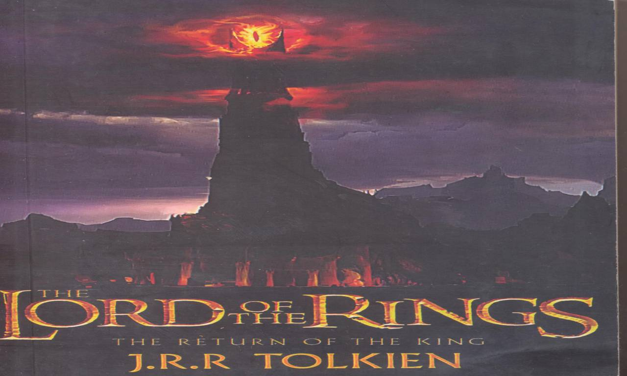 LORD OF THE RING III    FULL TEXT