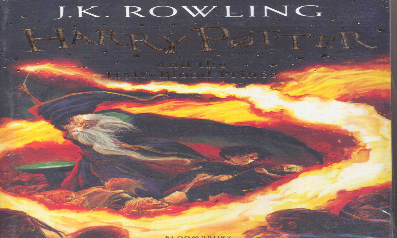Harry Potter And The Half-Blood Prince 6 Full Text