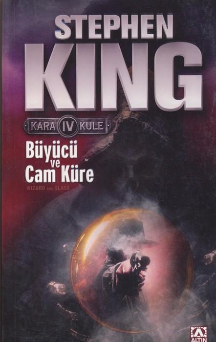 STEPHEN KING BUYUCU VE CAM KURE