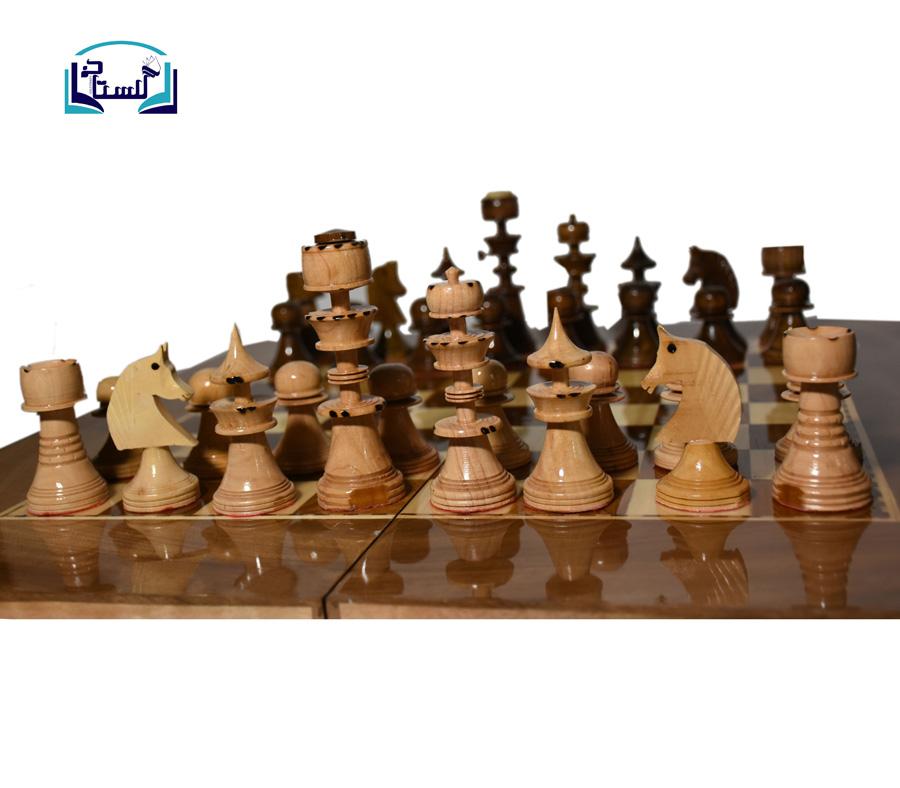مهره-شطرنج-چوبي-بزرگ-سنندجي