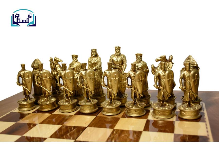 مهره-شطرنج-پلي-استر-بزرگ