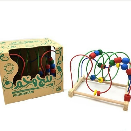 پيچ-و-خم-(علي-كوچولو)-جعبه-اي