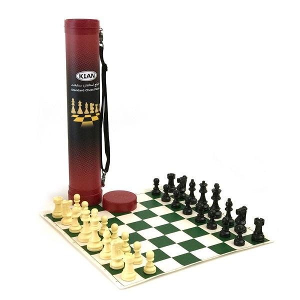 شطرنج-استاندارد-مسابقات-(كيان)-استوانه-اي