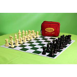 شطرنج-استاندارد-مسابقات-(كيان)-كيفي