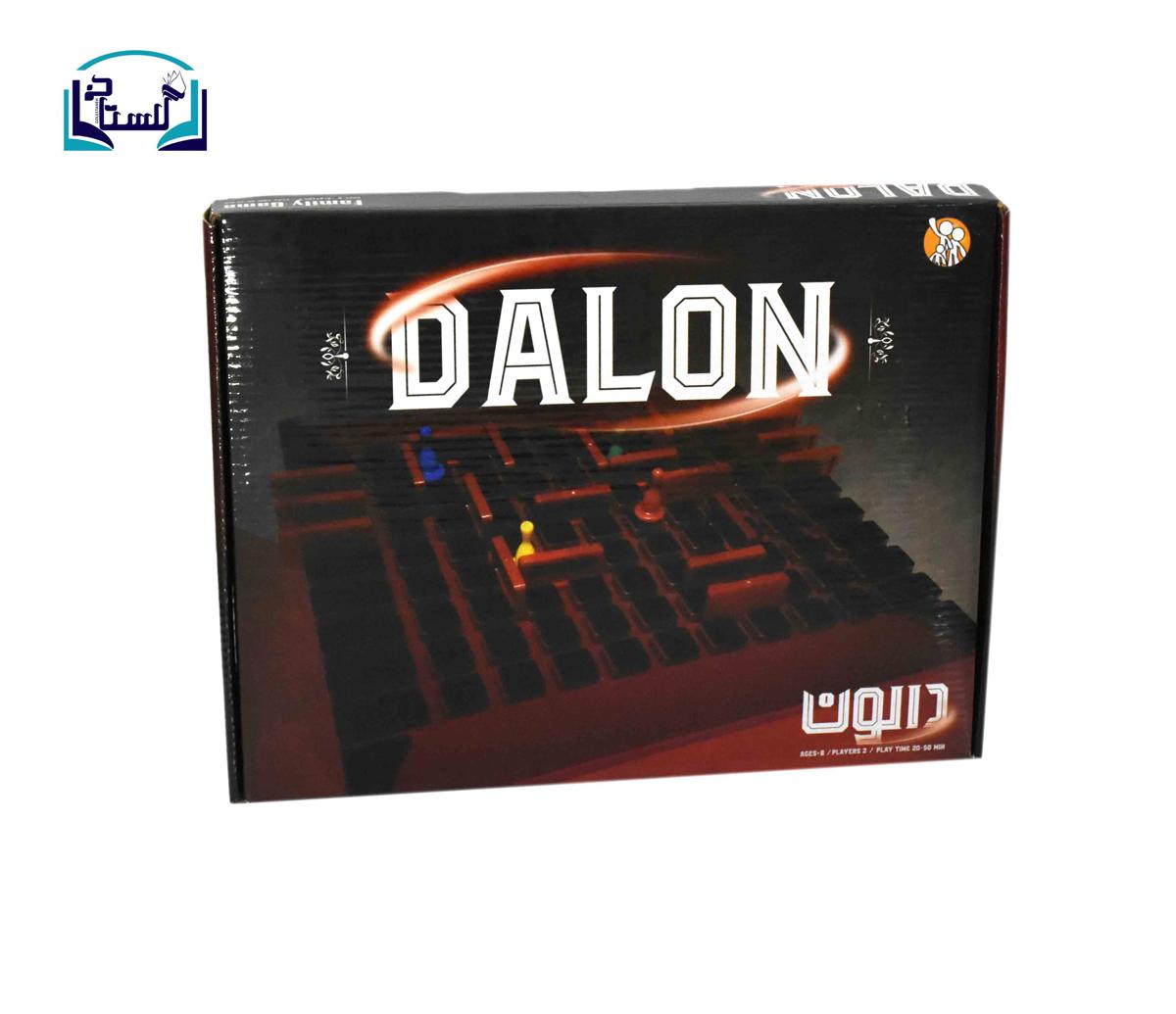 دالون-(كودك-امروز)-جعبه-اي