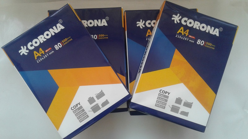 كرونا-كاغذ80گرمa4