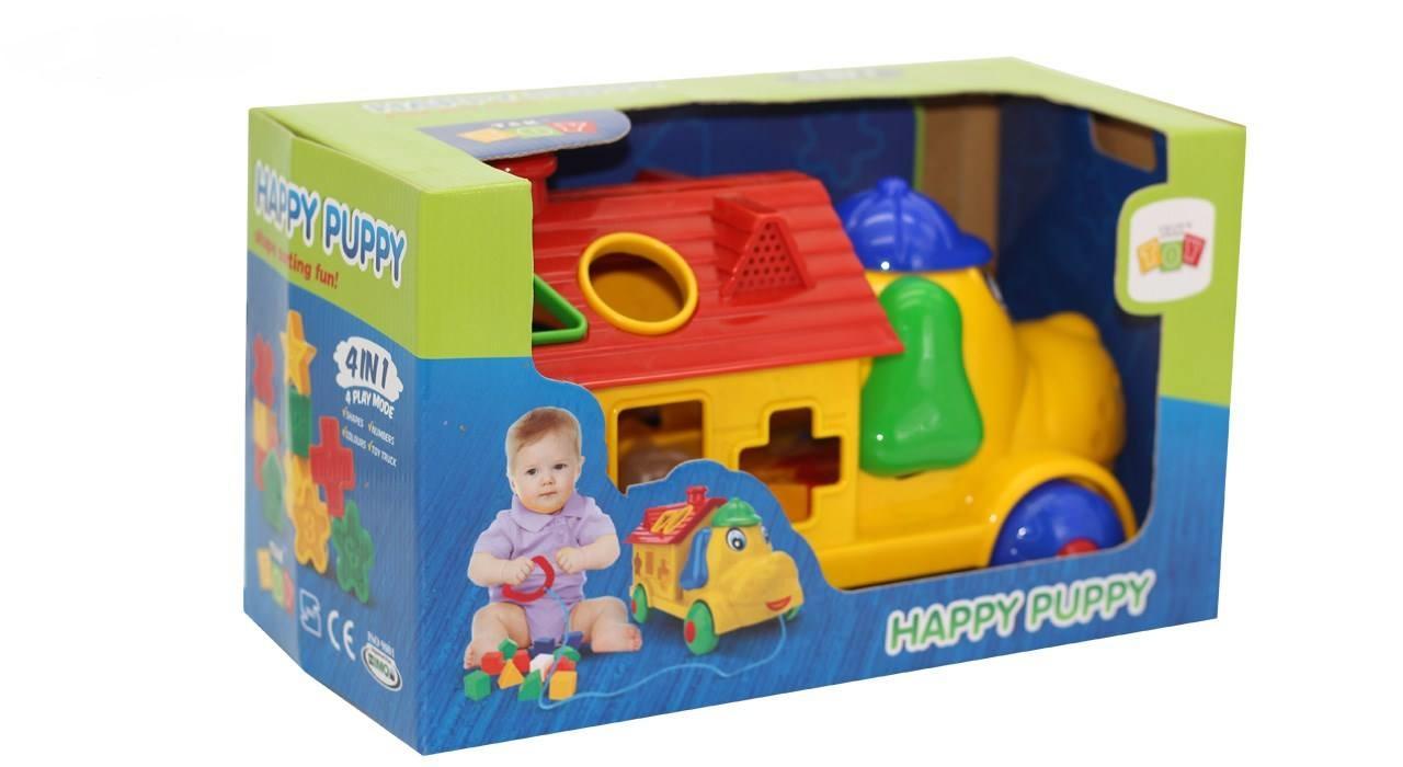 هپي-پاپي---ماشين-(تك-توي)-جعبه-اي