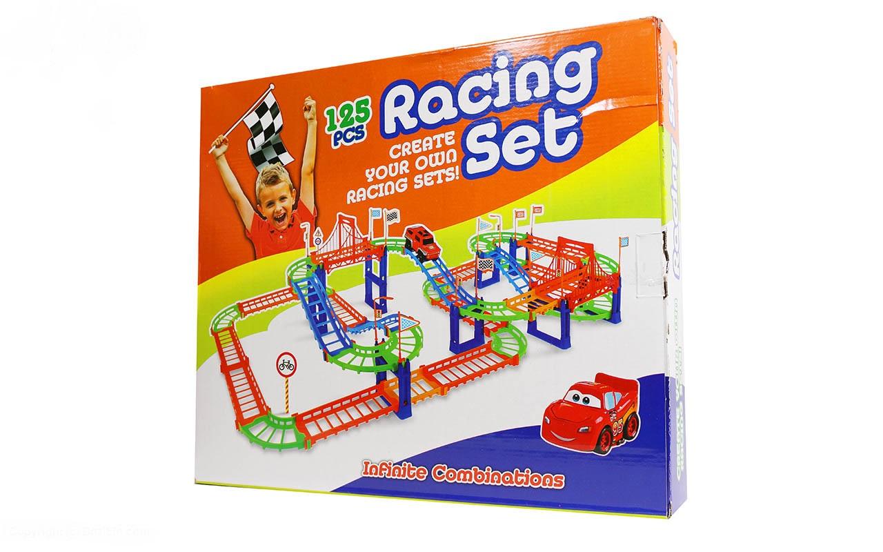 racing-set-مجموعه-سرعت-125-قطعه