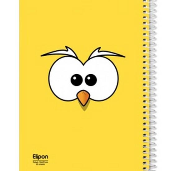 اليپون-دفترمشق60برگ-وزيري-سيمي-مجلدجلدنرم-كلاسيك-تك-خط2242237