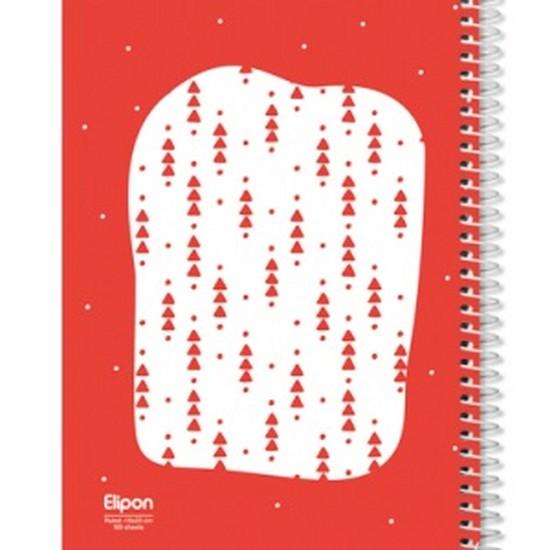 اليپون-دفترمشق200برگ-رحلي-سيمي-جلدسخت-فانتزي-تك-خط2513253