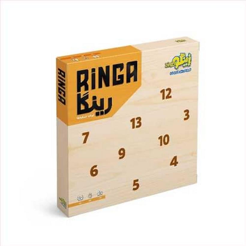 رينگا-ارباب-حلقه-ها(زينگو)جعبه-اي