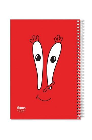 اليپون---دفتر-مشق-80-برگ-وزيري-سيمي-مجلد-جلد-نرم-كارتوني-تك-خط-2352358