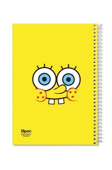 اليپون---دفتر-مشق-100-برگ-وزيري-سيمي-مجلد-جلد-نرم-كارتوني-تك-خط-2402360