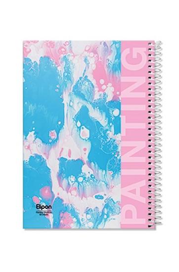 اليپون---دفتر-نقاشي-60-برگ-رحلي-سيمي-جلد-سخت-فانتزي-2564505