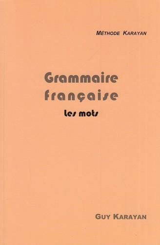 grammaire-francaise-les-motsدستورزبان-فرانسه-واژه-ها(پوپر)رقعي-شوميز