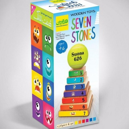هفت-سنگ-(فكرآوران)-جعبه-اي