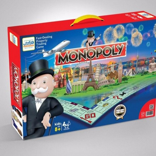 مونوپولي-(فكرآوران)-جعبه-اي-بزرگ