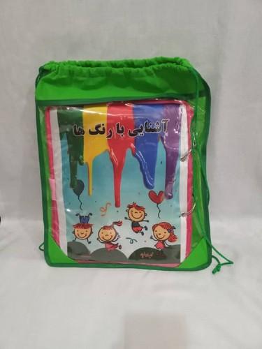 كتاب-پارچه-اي-شناخت-رنگ-ها-(فريماه)-رحلي-پارچه-اي