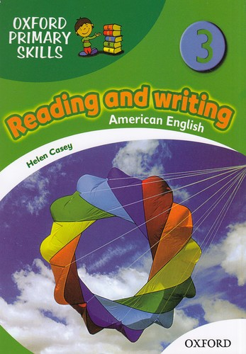 oxford-primary-skills---reading-and-writing-3-با-cd---