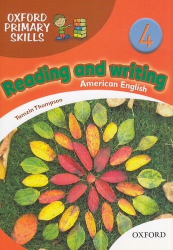oxford-primary-skills---reading-and-writing-4-با-cd---
