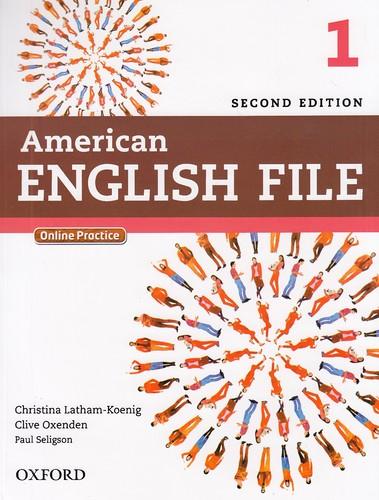 american-english-file-1-با-cd-ويرايش-2---