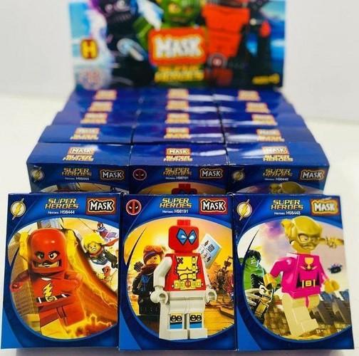 لگو-ابر-قهرمانان-بسته-18-عددي-(mask)-جعبه-اي-