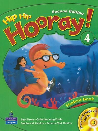 hip-hip-hooray!-4-با-cd---