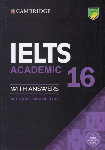 cambridge-english-ielts-16-academic-با-cd---
