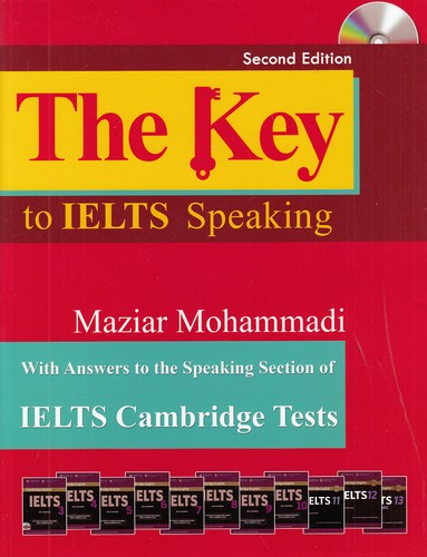 the-key-to-ielts-speaking-با-cd---