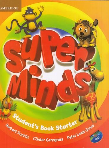 super-minds-starter-با-cd-----