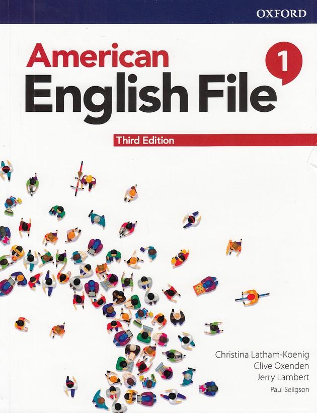american-english-file1باcd--