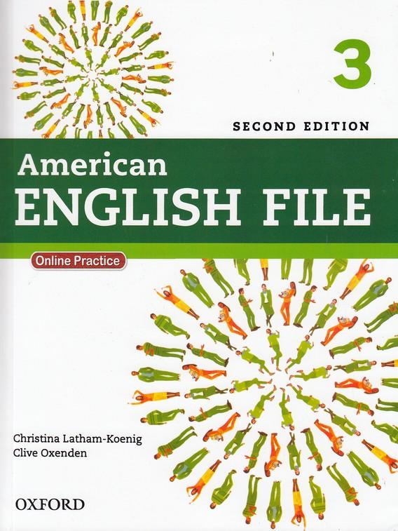 american-english-file3باcdويرايش3--