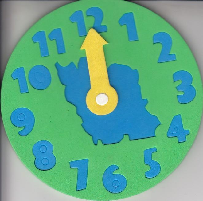 ساعت-فومي-كوچك-(فكرآفرين)
