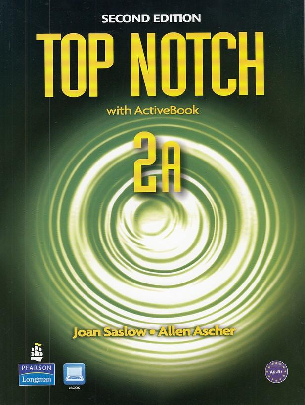 top-notch-2a-با-cd-ويرايش-2---