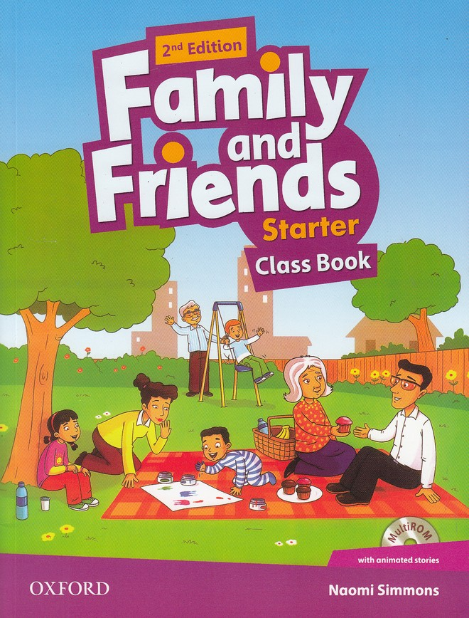 family-and-friends-starterباcd--