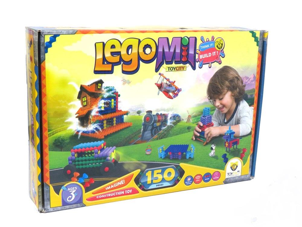 لگوميل-lego-mil-(توي-سيتي)-جعبه-اي-بزرگ