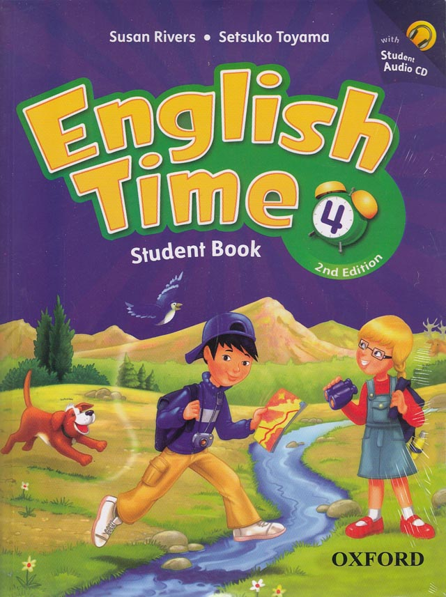 english-time-4-با-cd---