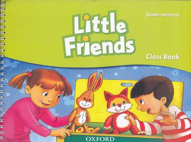 little-friends-با-cd---