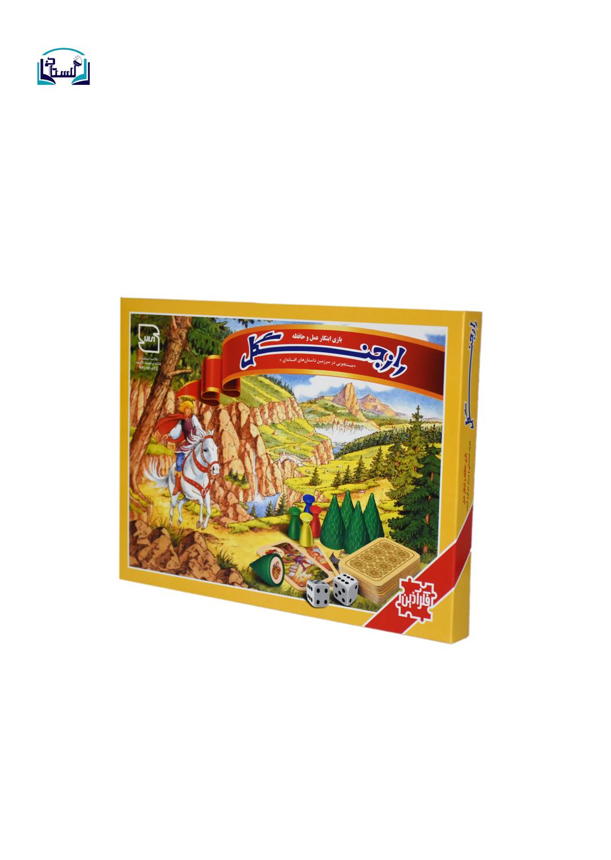 راز-جنگل-(فكرآذين)-جعبه-اي