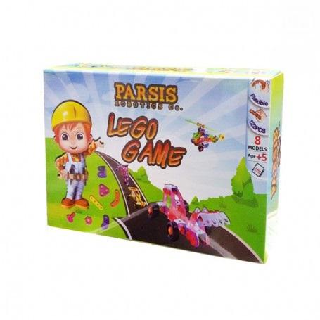 لگو-گيم-lego-game-(پارسيس)-جعبه-اي