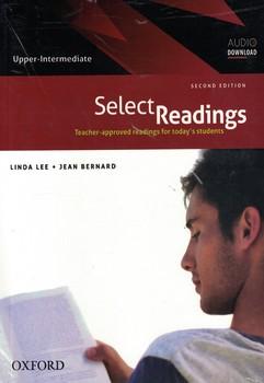 select-readings-student-book-upper-intermediate