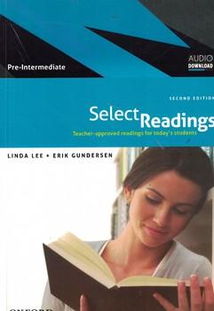 select-readings-student-book-pre-intermediate