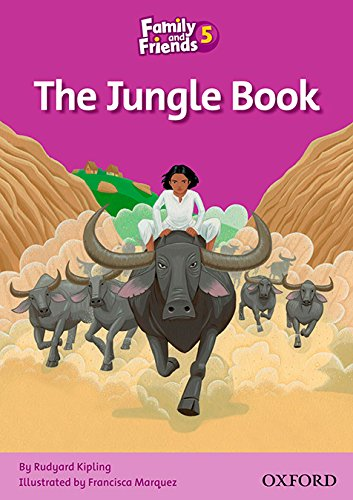 family-and-friends-5-reader-the-jungle-book